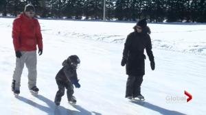 Family Day celebrated in Saskatoon despite cold weather